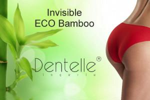 Безшовные трусы Invisible ECO Bamboo от Dentelle