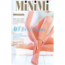 MIN Brio40 (2 пары) носки жен.