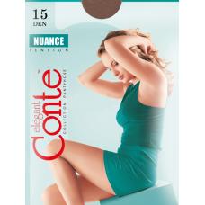 CON Nuance15 колготки жен.