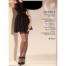 SI Queen 8 (чулки)