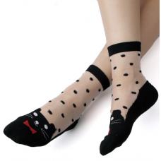 S1221-12 носки женские высокие