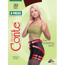 CON X-press20(5) колготки жен.