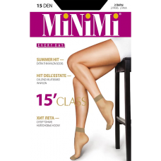 MIN Class 15  носки жен.